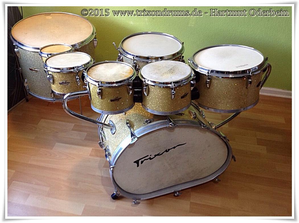 Trixon drumsets 37dcf75d4