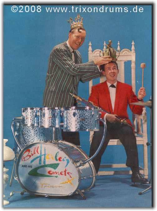 trixon vintage drums